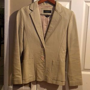 Leather Club Monaco Blazer